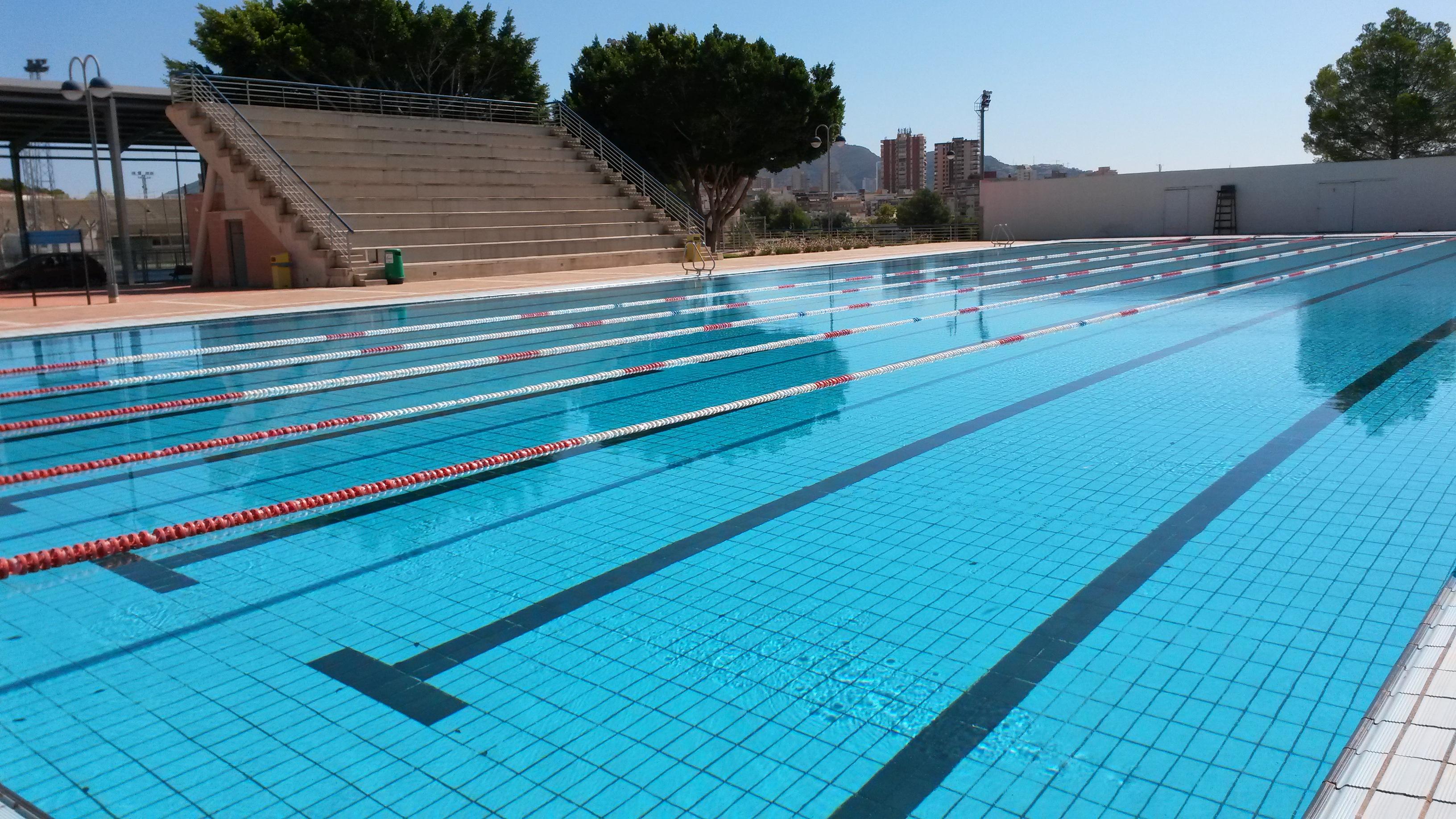 Instalaciones deportivas portal del ciudadano for Piscina climatizada benidorm